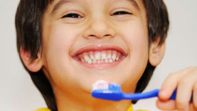 Easy to follow Toothbrushing Tips for Toddlers & Children