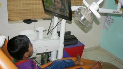 Why choose a Paediatric Dentist for your child ?