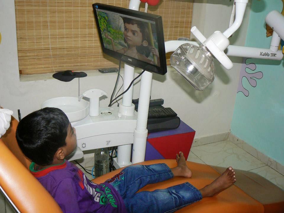 Why choose a Paediatric Dentist?