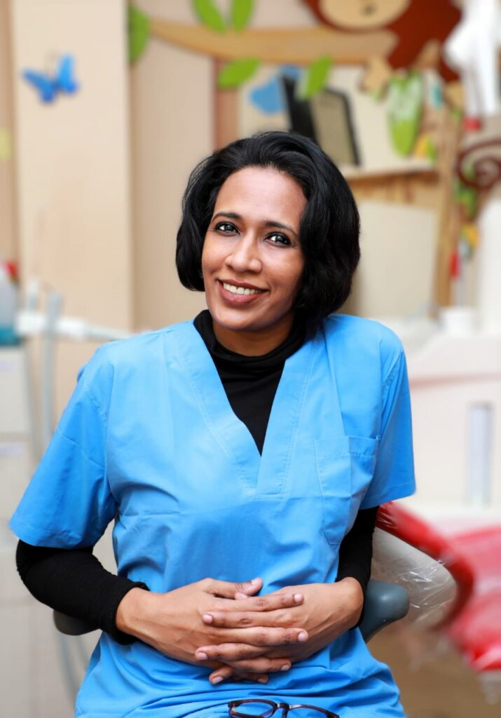 Dr Premila Naidu, Dentist in Bangalore